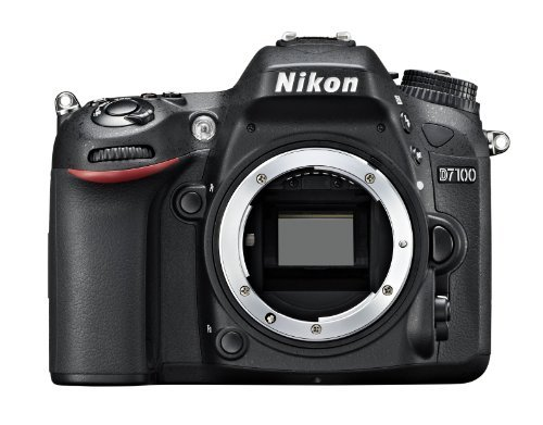 Nikon digital single-lens reflex camera body D7100 D7100 - International Version (No Warranty) (Single Lens Reflex Camera Nikon)