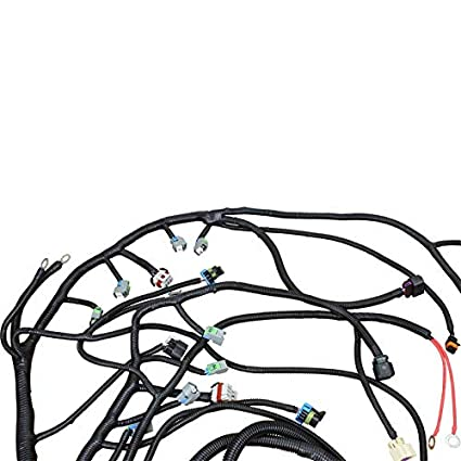 Amazon Com Brand New Complete Stand Alone Engine Wire Harness For