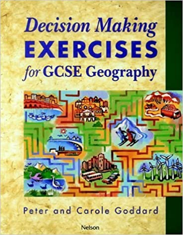 Book Decision Making Exercises for Gcse Geography by Goddard (1999)