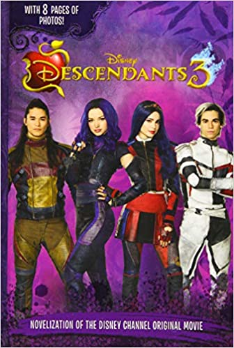 Descendants 3 Junior Novel Disney Book Group Carin Davis 9781368042185 Amazon Com Books