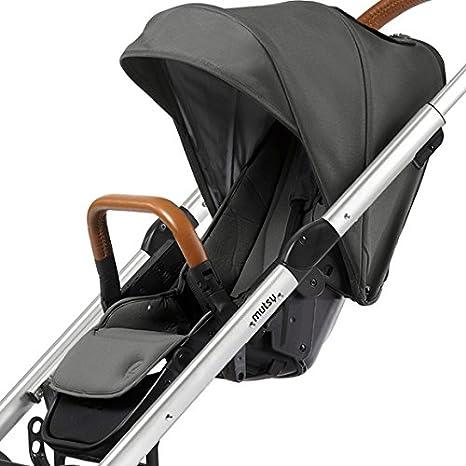 Mutsy IGO asiento y toldo Urban Nomad, color gris oscuro: Amazon.es: Bebé