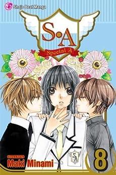 S.A, Vol. 8 by [Minami, Maki]