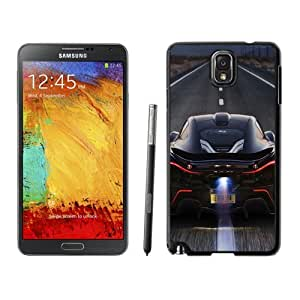 New Personalized Custom Designed For Samsung Galaxy Note 3 N900A N900V N900P N900T Phone Case For Black McLaren P1 2014 Phone Case Cover