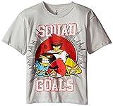 Angry Birds Boys' Short Sleeve Tee Shirt