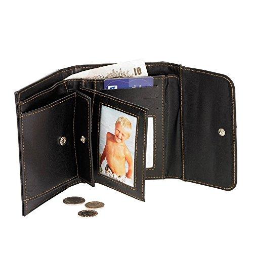 Cartera unisex // F00022366 Viaggi e portare borse // Medium Size Wallet