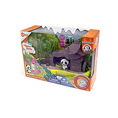 HEXBUG Lil' Nature Babies Mountain Falls: Toys & Games
