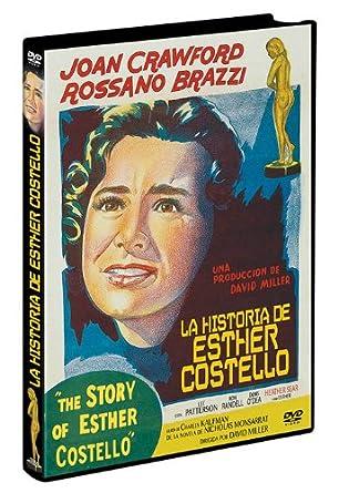 La Historia De Esther Costello [DVD]: Amazon.es: Joan ...