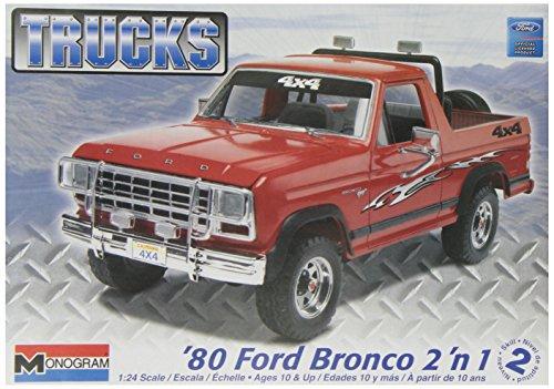 bronco model kit - 2