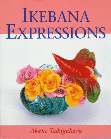 4079764006 - Akane Teshigahara: Ikebana Expressions - 本