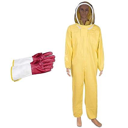 Amazon.com: APENCHREN - Traje de apicultura/ropa protectora ...