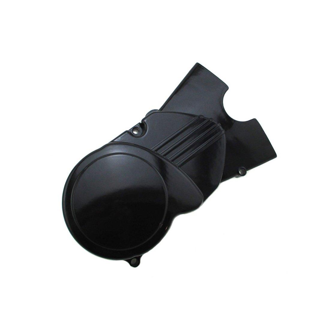 XLYZE negro cubierta del estator del motor para 50cc 70cc 90cc 110cc 125cc chino dirt pit bike