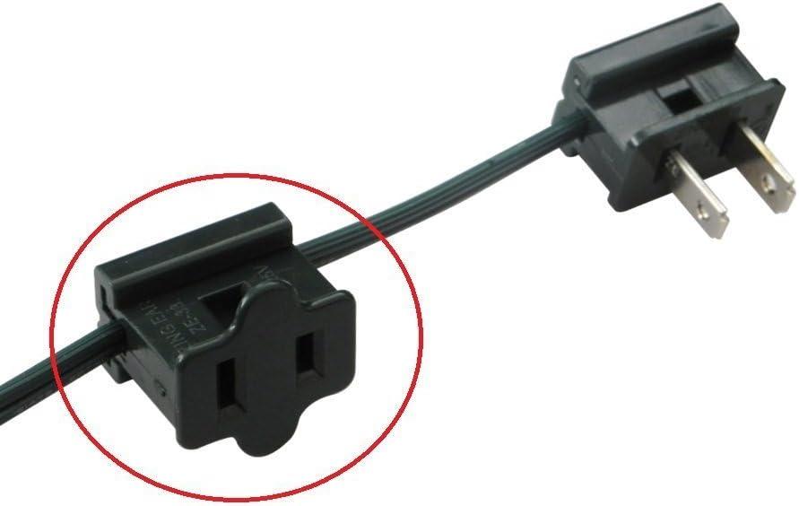 Inline Gilbert plug Pack Zip Plug Inline Female SPT2 Vampire plug SPT-2 25