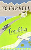 Front cover for the book Troubles by J. G. Farrell