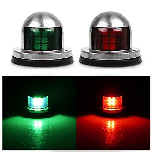 Led Lights On Pontoon - 4