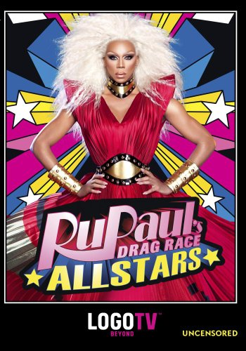 RuPaul's All Star Drag Race Uncensored by Logo