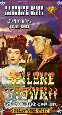 Abilene Town [VHS] -