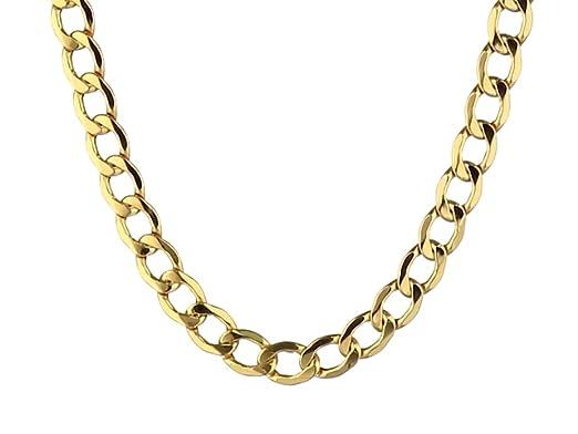 "C10 18-36/""Men stainless steel 6//8mm Diamond Cut Cuban Necklace Chain Link"
