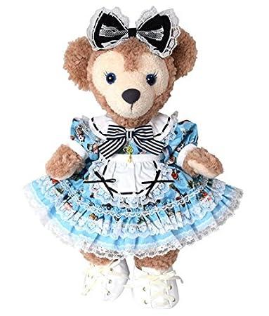 Amazon.com: Oso de peluche tienda Alice Jerez Mae ropa de ...