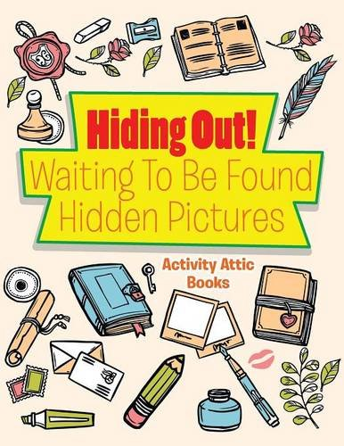 Download Hiding Out! Waiting To Be Found -- Hidden Pictures PDF
