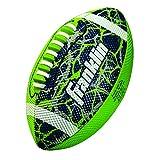 Franklin Sports Team Color Mini Football - Lime/Navy