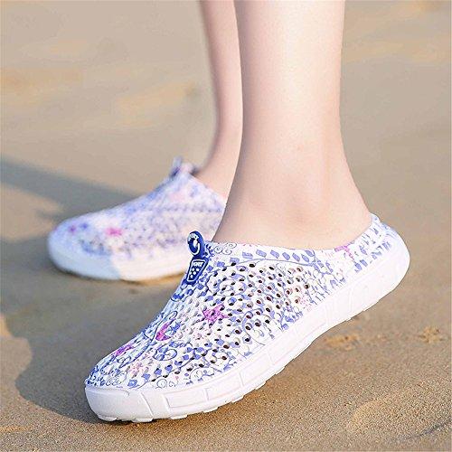 À 773 Water Blue2 Summer Garden Séchage Unisexes Chaussures Sandales Fzdx Shoes Waterweight Pantoufles Rapide wIOxaq