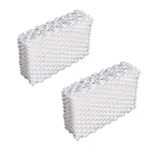 ANTOBLE Humidifier Wick Filters for ReliOn WF813, models RCM-832 and RCM-832N - 2 Pack ()