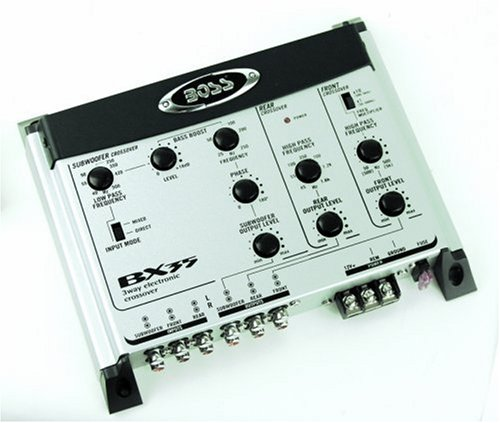 BOSS Audio BX35 Electronic Crossover