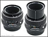 MINT ASAHI SMC Pentax-M 50mm f/4 MACRO Prime Lens for Pentax PK - ULTRA SHARP - Made in Japan