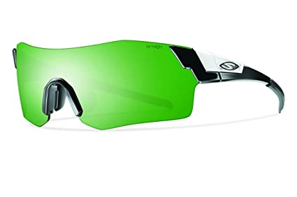 e91b71c2d7 Amazon.com  Smith Optics Pivlock Arena Sunglasses Black Green Sol-X ...