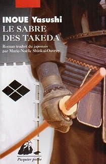 Le Sabre des Takeda par Inoué