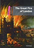 img - for The Great Fire of London: Starter Level: 250-Word Vocabulary The Great Fire of London (Dominoes: Starter Level) book / textbook / text book