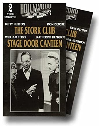 The Stork Club [USA] [VHS]