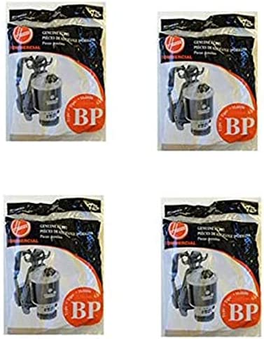 Replacement for Hoover Commercial Disposable Paper Liner for Commercial Backpack Vacuum Cleaner 28 Bags # 401000BP