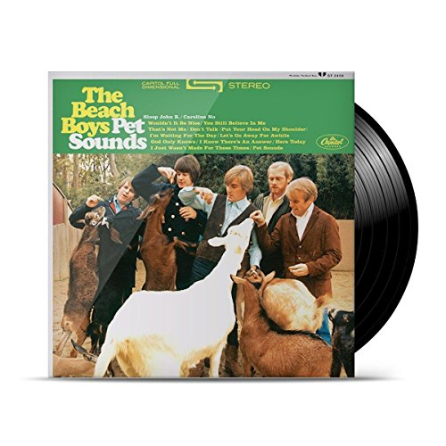 Pet Vinyl (The Beach Boys - Pet Sounds [50th Anniversary Stereo Edition] (Vinyl/LP))