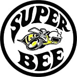 """Super Bee Decal 5"""" in the United States"""