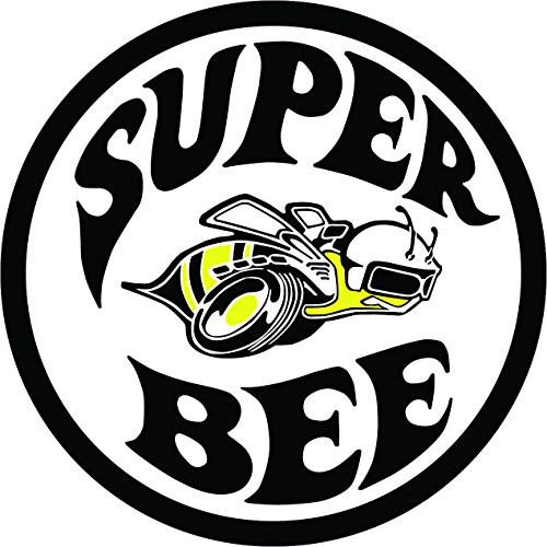super bee decal - 1