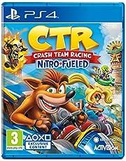 Crash Team Racing Nitro-Fueled(PS4)