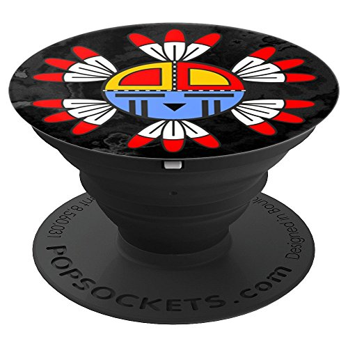 Native American KACHINA - TAWA Sun Mask 2 - PopSockets for sale  Delivered anywhere in USA