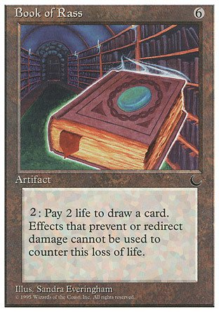 Magic: the Gathering - Book of Rass - Chronicles