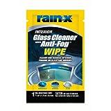 Rain-X Glass Cleaner with Anti-Fog Wipes (630040)