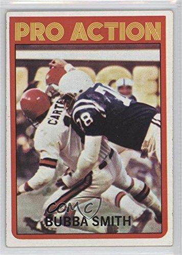 - Bubba Smith (Football Card) 1972 Topps - [Base] #127