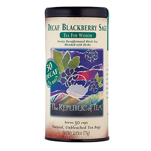 Black Tea Sage - 7