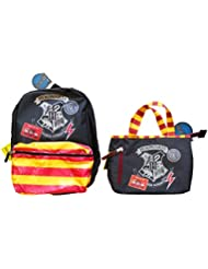 NEW Hogwarts School Harry Potter Backpack & Lunch Box! Back to School Set!
