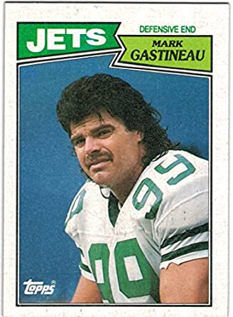 1987 Topps New York Jets Team Set with Mark Gastineau   Al Toon - 19 Cards f0587fc1f