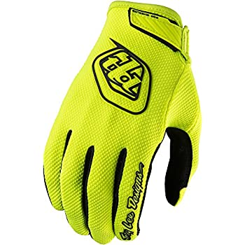 2018 Troy Lee Designs Youth GP Gloves-Flo Yellow-YXS