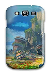 Popular Denise Cook New Style Durable Galaxy S3 Case (RYyhdzM5059tTvoI)