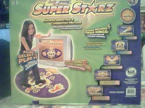 body-groovz-super-dancer-dance-mat-with-microphone-by-kgi