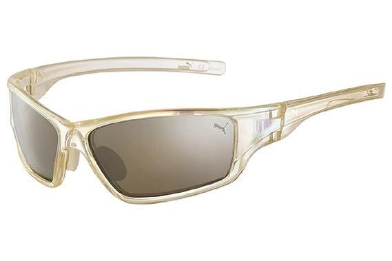 Puma - Gafas de sol - para hombre Marfil transparente ...