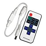 JKL Components Corp. WIRELESS LED REMOTE CONTROLLER 5 ZCTR-08 Optoelectronics Accessories