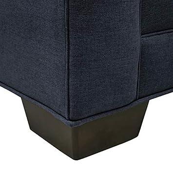 Stone Beam Kristin Chair-and-a-Half Sleeper, 55.5 W, Indigo